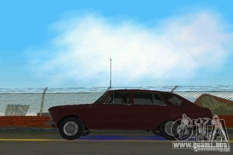 IZH-2125 Kombi para GTA Vice City vista lateral izquierdo