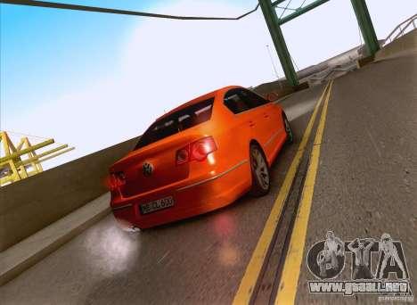 HQ Realistic World v2.0 para GTA San Andreas tercera pantalla