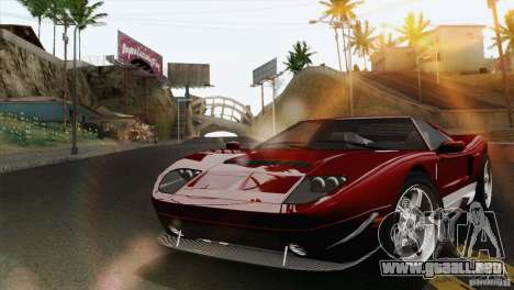 Bullet GT from TBOGT para GTA San Andreas