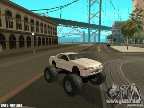 Elegy Monster para GTA San Andreas