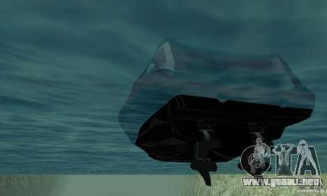 GTAIV TBOGT Floater para visión interna GTA San Andreas