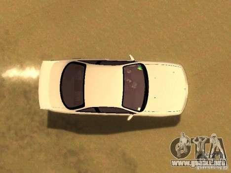 Nissan 200SX JDM para GTA San Andreas vista hacia atrás
