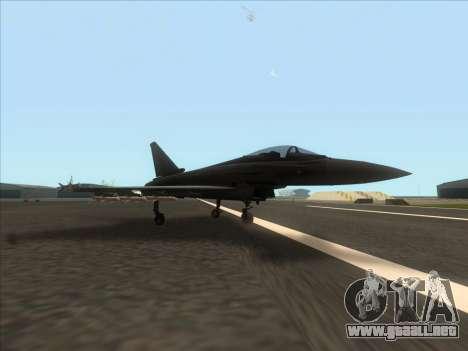 ENBSeries by laphund v2 para GTA San Andreas tercera pantalla