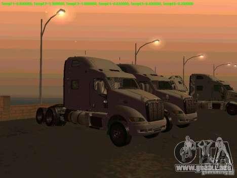 Peterbilt 387 para GTA San Andreas
