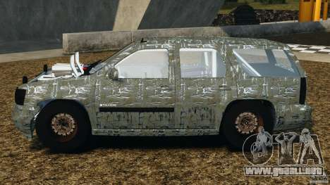 Chevrolet Tahoe 2007 GMT900 korch [RIV] para GTA 4 left