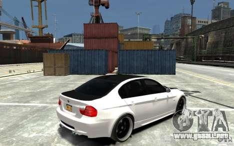 BMW 330i E60 Tuned 2 para GTA 4 visión correcta