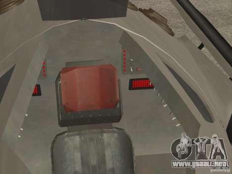 Módulo de FARSCAPE para la visión correcta GTA San Andreas