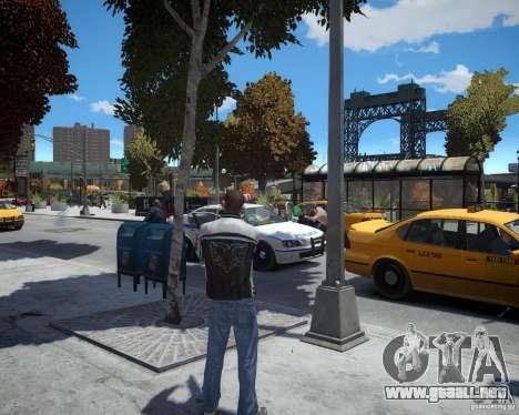 Dead Eye para GTA 4 quinta pantalla