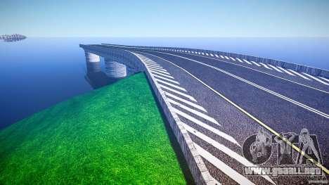Drift Paradise V2 para GTA 4 sexto de pantalla