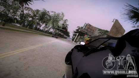 Ford Falcon GT Pursuit Special V8 Interceptor 79 para GTA Vice City vista lateral