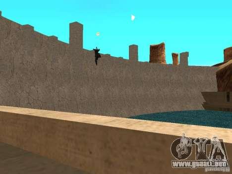 Nuevas texturas para presas para GTA San Andreas