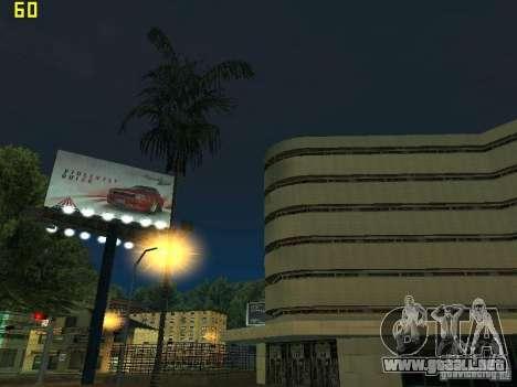 GTA SA IV Los Santos Re-Textured Ciy para GTA San Andreas décimo de pantalla