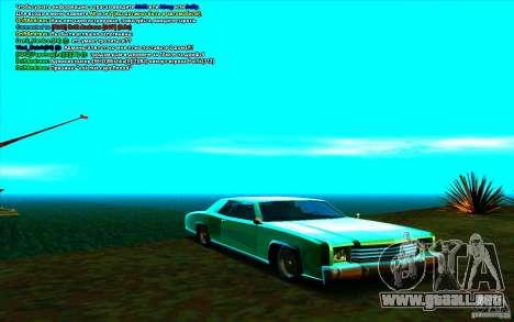 Enbseries cualitativo 2 para GTA San Andreas