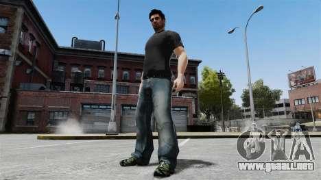 Sam Fisher v3 para GTA 4 quinta pantalla