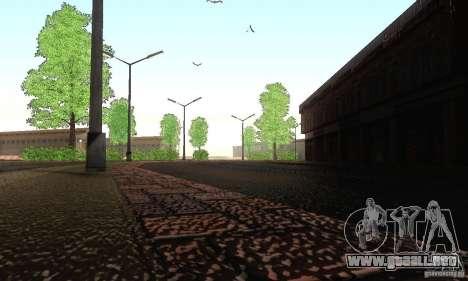 ENBSeries by dyu6 v4.0 para GTA San Andreas segunda pantalla
