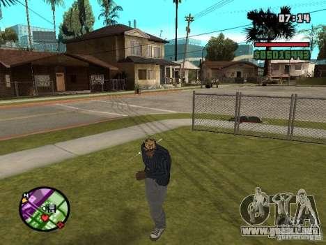 Jeringa para GTA San Andreas tercera pantalla