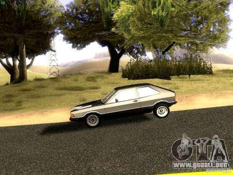 Volkswagen Scirocco Mk1 para GTA San Andreas left