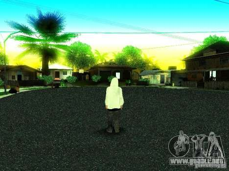 New ColorMod Realistic para GTA San Andreas