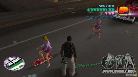 50 Cent Player para GTA Vice City tercera pantalla