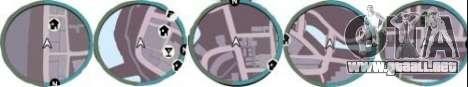 Radar de GTA IV para GTA Vice City