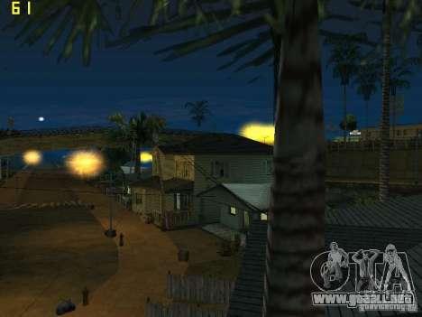 GTA SA IV Los Santos Re-Textured Ciy para GTA San Andreas sexta pantalla