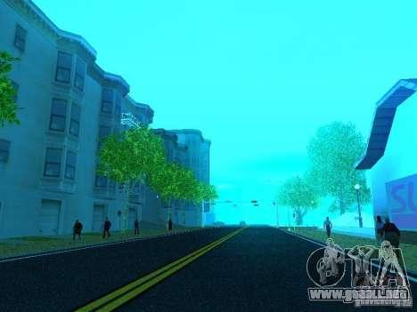 Nuevo Color Mod para GTA San Andreas sexta pantalla