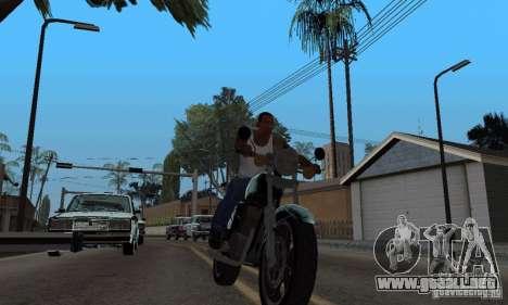 Un jinete fuerte para GTA San Andreas