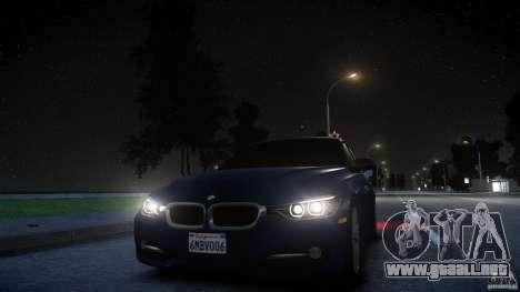 PhotoRealistic ENB para GTA 4 décima de pantalla