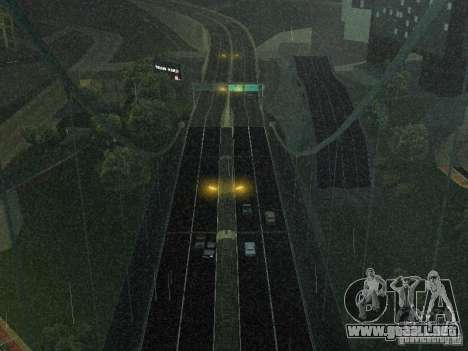 New Roads in San Andreas para GTA San Andreas quinta pantalla