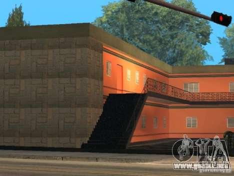 Moteles nuevos para GTA San Andreas segunda pantalla
