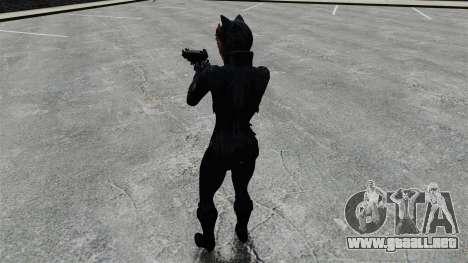 Mujer Gata para GTA 4 quinta pantalla