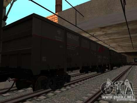 Final de ferrocarril mod IV para GTA San Andreas sexta pantalla
