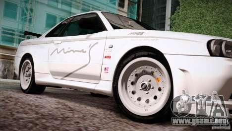 FM3 Wheels Pack para GTA San Andreas octavo de pantalla