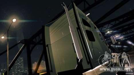 Kenworth T700 2010 Final para GTA 4 visión correcta