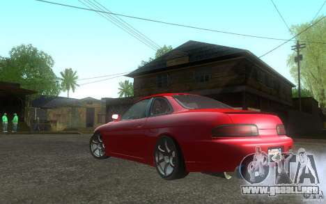 Lexus SC300 para GTA San Andreas left