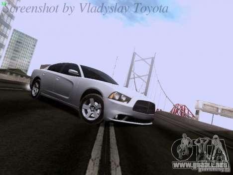 Dodge Charger 2013 para GTA San Andreas