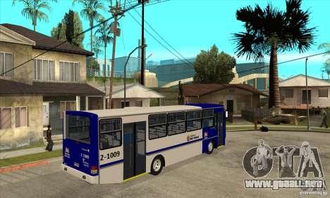 CAIO Alpha Mercedes-Benz OH-1420/51 Sao Paulo para la visión correcta GTA San Andreas