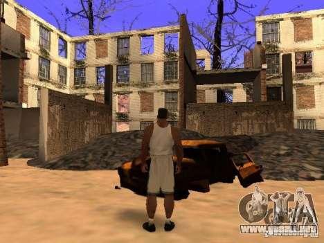 Chernobyl MOD v1 para GTA San Andreas undécima de pantalla