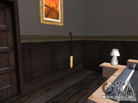 Media luna para GTA San Andreas segunda pantalla