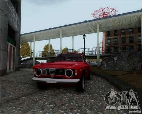 ENBSeries by slavheg v3 para GTA San Andreas tercera pantalla