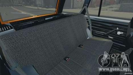 Vaz-21043 v1.0 para GTA 4 vista lateral
