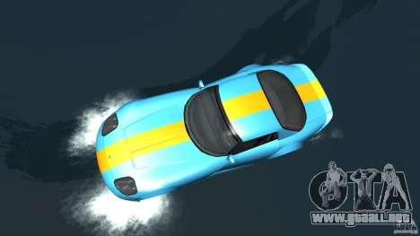 Banshee Boat para GTA 4 visión correcta