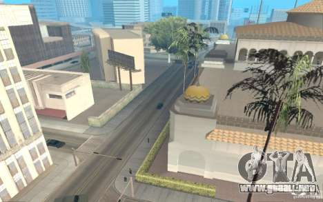 Theft of vehicles 1.0 para GTA San Andreas quinta pantalla