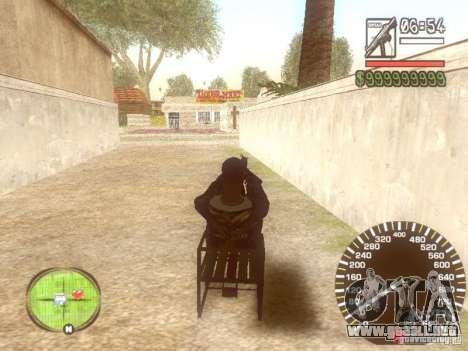 Sani para visión interna GTA San Andreas