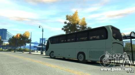Neoplan Tourliner para GTA 4 left