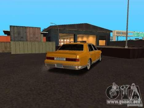Toyota Century v2 para la visión correcta GTA San Andreas