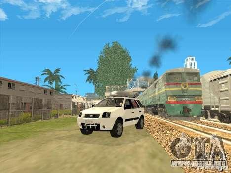 Ford EcoSport 2008 para GTA San Andreas