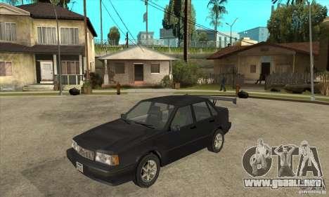 Volvo 850 GLT 1992 para GTA San Andreas