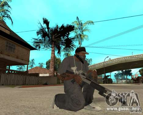 M1049 para GTA San Andreas tercera pantalla
