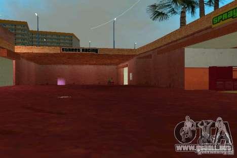 Motorshow para GTA Vice City sucesivamente de pantalla